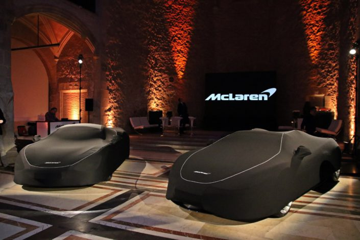 McLaren Automotive desembarca en Barcelona