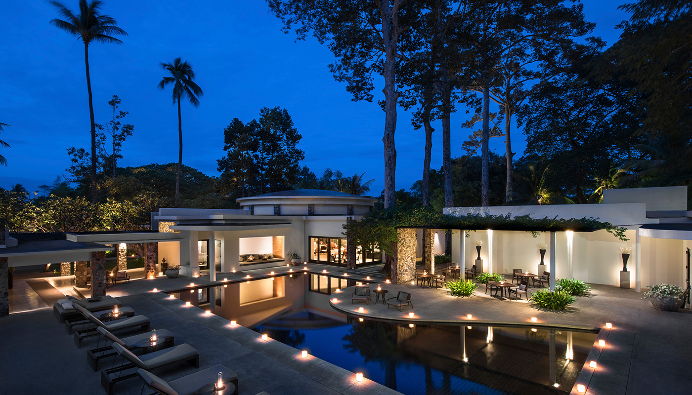 Amansara, Angkor - Luxury Hotel & Resort in Cambodia - Aman